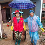 和睦村:洪水退去后的温暖
