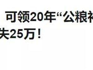 "6月起,�r民""�k3�C"",可�I20年公�Z�a��?是真是假?"