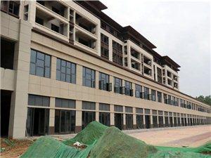 潢川东方时代广场6月份施工进度,内含面积、户型、价格及优惠政策!