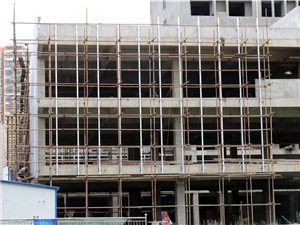 潢川豫商万象汇6月份施工进度,内含面积、户型、价格及优惠!