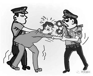 群众报警!潢川华山医院附近一50岁男子抢夺物品后驾车离去...