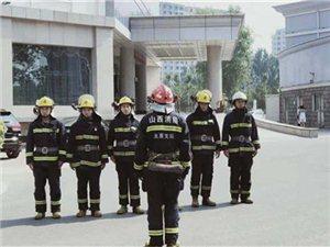 山西工商学院国际学术交流中心举办消防实战演练及消防安全培训