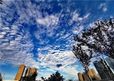 龙泉蓝频现;多项措施守护美丽天空