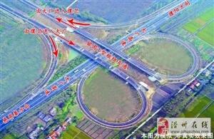 滑县又建高速,上官、老店、王庄都有出口!