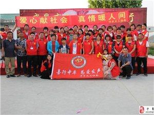 2019年6月22日中牟官渡�河南省��友培�就�I孵化基地�x工活��