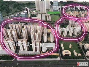 深圳红本回迁房 万科拆迁房 无需名额买深圳住宅 公立学校