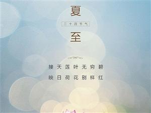 【绿洲・望嵩文化广场】夏至