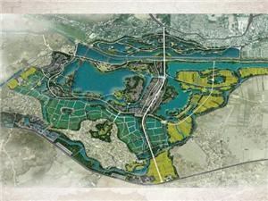 敲定!下一步,双龙桥湿地公园这样建……