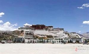 揭西�@位�h中���T行的勇士已�到西藏了!