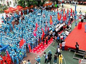 千人红军装  徒步红色路