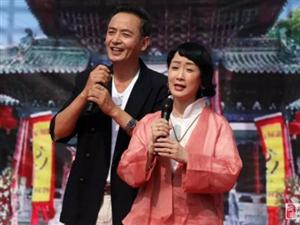 中国文联、中国视协一大波明星亮相天水龙城广场慰问演出
