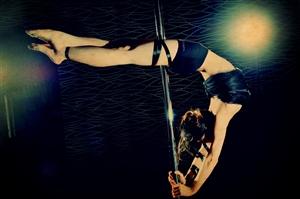 钢管舞-保定艾斯舞蹈培训学校