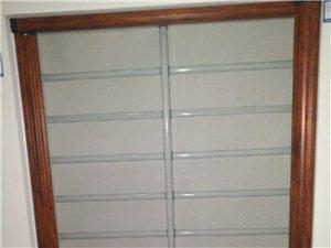 彩钢固定防盗窗