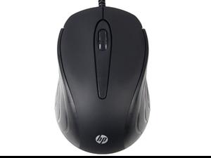 惠普(HP)惠普S300有线鼠标黑色