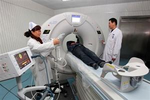 东芝640层动态容积能谱CT