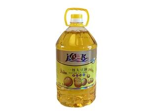逸飞5L大豆食用油