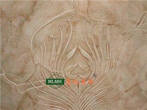 澳门巴黎人网站网址县美轮美奂3D艺术涂料壁画