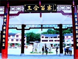 避暑:安顺三合苗寨(一)