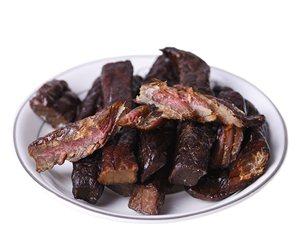 希�Y盛�L干牛肉干�让晒盘禺a正宗手撕牛肉干熟食零食250g包