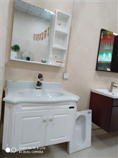 销售各种洗衣柜及浴室柜,花洒,马桶,拖把池等