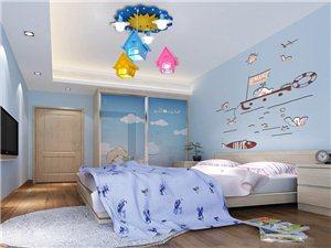 儿童房吊灯8328