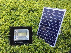 LED太�能投光��100W
