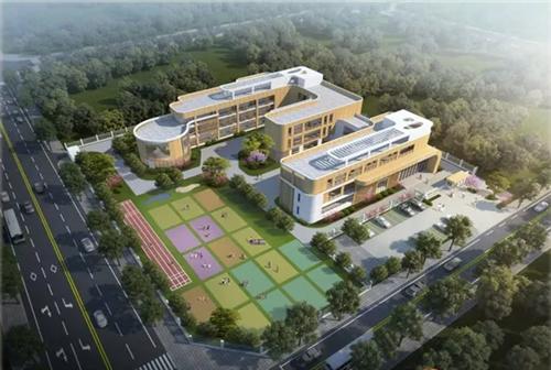 好事!5年内,仁寿城区将新建8所公立幼儿园!