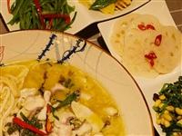 头条丨济源路,一道做给家人的酸菜鱼......