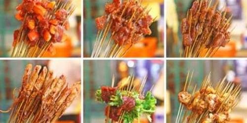 36元吃自助串串香,几十款美味菜品任意点任意吃