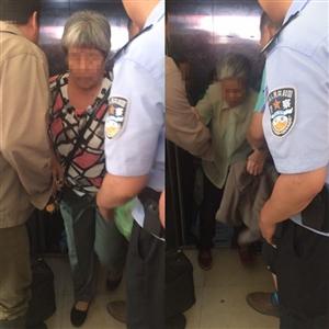 揪心:荆门一电梯突发故障18人被困
