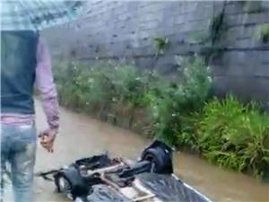 近期麻江下雨路滑,注意安全,不要再出�F�@�拥谋��