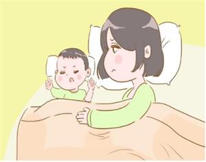 陪宝宝睡觉的这5个尴尬的事,别告诉我你1个也没遇到过