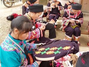 麻江县内的畲族文化
