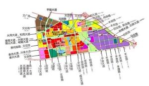 大西安(咸阳)文化体育功能区面向社会征集道路命名