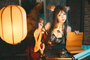 cosplay王者荣耀妲己