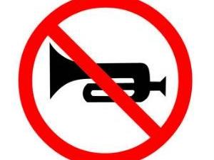 泸州主城区9月17日起机动车禁鸣喇叭