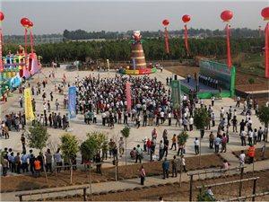 2017山东(广饶・李鹊)苗木花卉交易博览会开幕