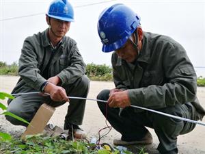 国网沙洋县供电公司全力应对汉江秋汛