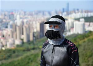 这种天气出门,毛线脸基尼是你不错的选择!——1396me皇家彩世界pk10
