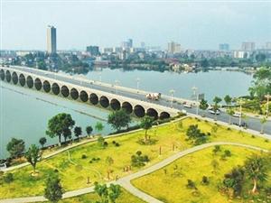 加大城建力度提升城市面貌