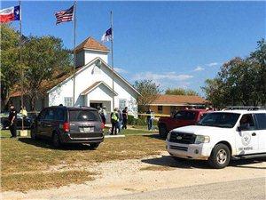 快讯!德州教堂突发枪击案,27人死,25人伤!特朗普被惊动!