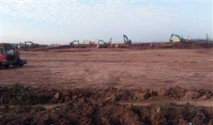 文林工业园这里大兴土木,在干大工程哟!