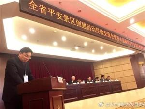【好消息!黎坪国家森林公园荣获第六届陕西省平安景区称号[威武]】