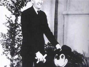 """1928年11月18日 (农历十月初七),""""米老鼠""""诞生。"""