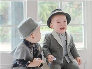 我家的两个双胞胎兄弟,真的是让人欢喜让人发狂!