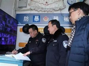 荆门东宝警方扎实开展幼儿园安全大检查