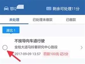 """""""交管12123""""网站或APP可以处理违法行为啦!!!"""