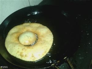 快手美食---炸油饼