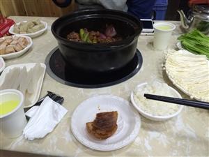 胃暖暖的,舒服~冬天就要吃带汤的