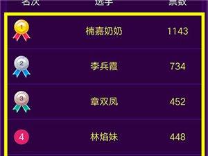 """望江首届""""风酿酱油杯 欢乐厨娘""""大赛第一组晋级决赛名单公布"""